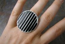 prstýnek keramika