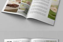 Spacio - Spa Beauty and Health Care A4 Brochure