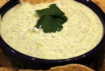 Dips and Appetizers / by Margie Tennant