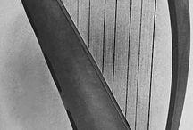 Keltská harfa