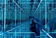 Licht kunstwerken