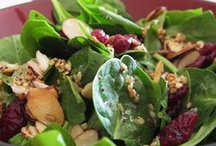 Salad Deliciousness / Salads / by Dawn Elsberry
