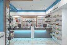 Κατασκευή Φαρμακείου! / Η #art&c σχεδίασε και κατασκεύασε ενα νέο φαρμακείο!!!!