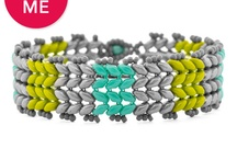 Craft - Jewelry / Here are some of the bracelet crafts I like. / by H Dennis Ham