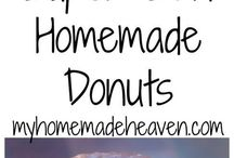 home made sweet recipes