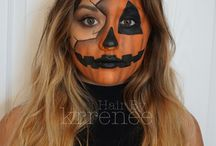 haloween make up