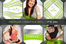 The THRIVE experience / The all natural way to feel better and look great