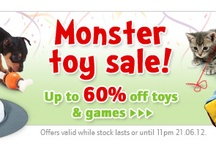 Toys, Toys, Toys!  / by zooplus.co.uk