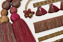 Picture Perfect Trims / Embellishments available through Picture Perfect Window Coverings
