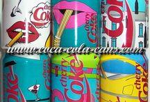 latinhas coca cola