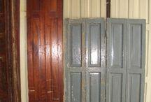 POSTIGOS / Su casa protegida y decorada, POSTIGOS están en CARRARA http://www.carrarademoliciones.com.uy/ 22 03 52 17 / 22 00 68 11