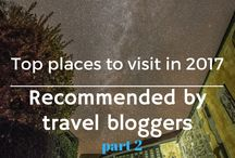 Travel Bloggers Advice