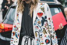 Jaquetas & Casacos / Jaquetas, casacos, blazers, casaquinhos, sobretudos...porque essas peças coringas merecem atenção no nosso armário.