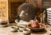7572 Pu-erh Tea / Clean & fresh - made from choice raw materials - with a comfortably ascending energetic profile.
