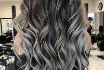Kauniit hiusvärit