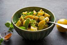 Reseptejä / Vegetarian food