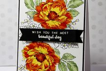 Craft: Cards-Roses