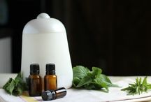 Essential Oil Recipes / Essential oils are amazing for supporting health, sleep, mood/emotions, immune support, and more. Beginners and experienced essential oil users will enjoy these diffuser recipes and ways to use essential oils every day!