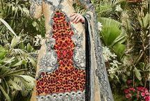 Pakistani Style Palazzo suit