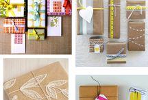 Gift Подарки упаковка