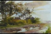 watercolor videos to watch