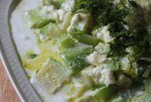Salata soğuk baslangıclar