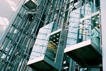 Panoramic Glass Elevator