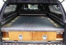 Car - Camping and Travel