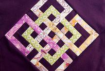 Quilt Patterns und Patchwork