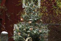 Julskyltning 2015 / Inspiration för julskyltning