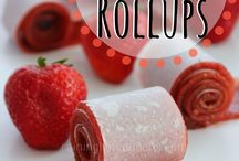 Fruit rollups / Any fruit