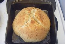 Recipes: yeast-free