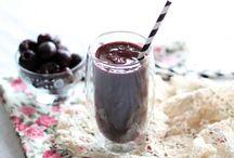 Smoothies, boissons et cocktails  (Petite Vanille) / Mes créations de smoothies sur mon blogue www.petitevanille.com