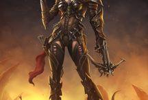 Demon hunter Genki
