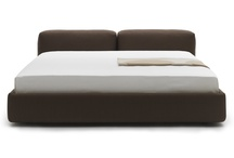 Superoblong bed by Morrison