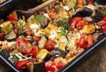 plat de legumes