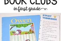 kindergarten book club