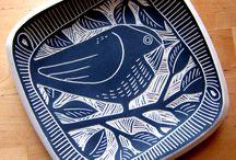ceramika - talerze