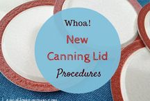 Home Canning and Processing / Articles, recommendations, how-to and recipes for canning!