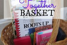 Morning Basket Homeschool Resources