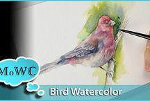 Watercolor Ideas & Techniques