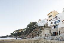 ES GARBI / Beach House in Costa Brava www.nookarchitects.com