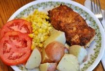 Main Dishes Pork