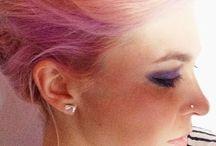 Pastel hair / hair colours