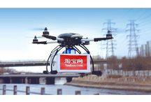 Drones / Drones en marketing