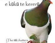 Māori - whakatauki