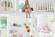 Kids bedrooms / Design ideas for girls bedrooms