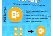 Enstella PST Merge  Tool / Smart Enstella PST Merge Tool is one of the perfect solutions which automatically finds PST location and start process to merge several PST file into Single PST File. With the help of this Outlook PST Merge Software safely merge outlook PST File by removes duplicates entries etc.   Read more- http://www.enstella.com/pst-merge.html