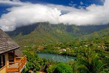 HIVA OA, the garden of the Marquesas