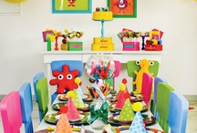 Little Monster Party / by Dylan Tillery